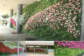 vertical farming plant factory green wall living wall malaysia