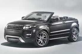 convertible land rover vintage range rover evoque convertible picture leaked