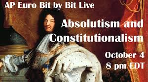 Ap European History Memes Ap Review Session - ap euro live absolutism and constitutionalism youtube