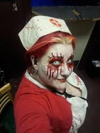 Silent Hill Nurse Halloween Costume Silent Hill Nurse Convention Friendly Alternative Actual Lead
