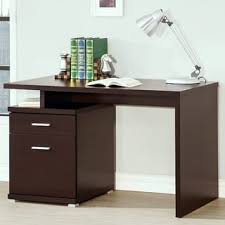 Computer Desk With File Cabinet Modern Designs Classic 3 Drawer Computer Desk Free Shipping