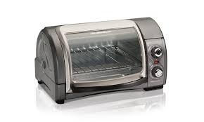 4 Slice Toaster White Hamilton Beach Easy Reach 4 Slice Toaster Oven Manufacturer