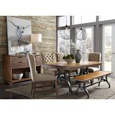 Monte Carlo Dining Room Set by Richmond Dining Room Dining Table U0026 4 Side Chairs 411t4274