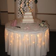 wedding cake table wedding cake table decorations idea in 2017 wedding