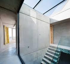 Precast Concrete Stairs Design Concrete Interiors Home Design