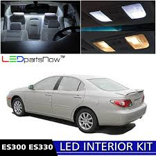 lexus es300 back amazon com ledpartsnow 2002 2006 lexus es300 es330 led interior