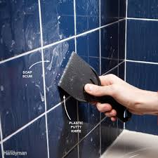 Soap Scum Shower Doors by Top 10 Household Cleaning Tips The Tough Problems Family Handyman