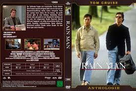 Rain Main - rain man dvd cover 1988 german custom