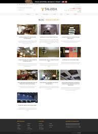 Talissa Decor Custom Web Design Of Talissadecor Gilmedia