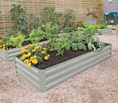 Corrugated Metal Garden Beds Corrugated Raised Garden Beds How To Build Raised Beds
