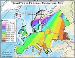 European Time Zones Map by Amazing Maps Amazing Maps Twitter