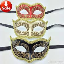 party mask luxury party masks noble mask masquerade mask