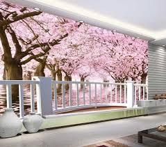 papier peint chambre romantique extension d espace papier peint photo trompe l œil effet 3d paysage