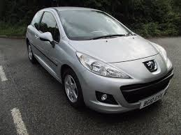 peugeot 209 used peugeot 207 verve for sale motors co uk