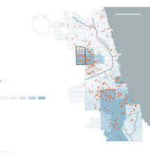 Chicago Shootings Map by He U0027d Been Shot At 15 Now Amid Chicago U0027s Relentless Gunfire He