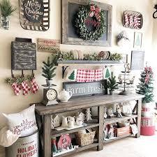 farmhouse christmas decor christmas pinterest christmas