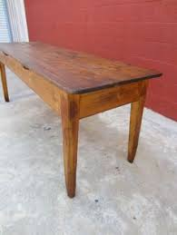 antique harvest table for sale like this table furniture pinterest outdoor entertaining pine