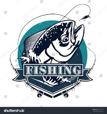mahi mahi fishing on white logo stock vector 672164749 shutterstock