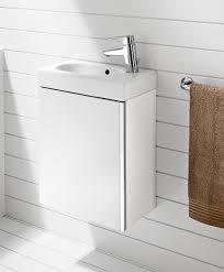 Roca Bathroom Furniture Roca Mini Basin And Base Unit Gloss White Wc Pinterest