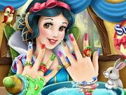 snow white house makeover play game