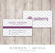 jamberry nails business card chevron custom pdf printable