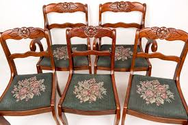 Duncan Phyfe Rose Back Chairs by Rose Back Dining Chairs Pictures To Pin On Pinterest Pinsdaddy