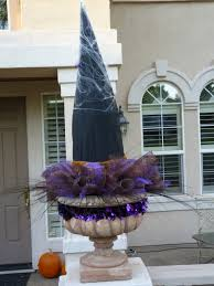 Halloween Tree Craft by Tomato Cage Halloween Trees