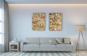 Large Mosaic Driftwood Wall Art Beach Home Decor Coastal
