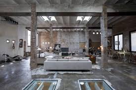 industrial loft industrial loft in downtown barcelona 1 inhabitat green