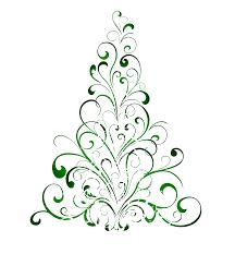 clip art christmas tree vector clip art library