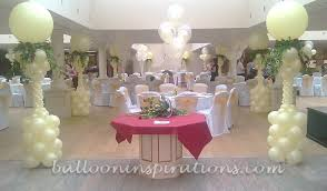wedding balloon decor wedding decorations wedding ideas and
