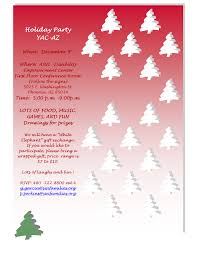 christmas party invitation details talkoit images magnificent
