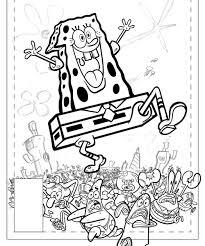 cartoon snap spongebob comics 1 cover art