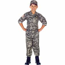 u s army camo set child halloween costume walmart com