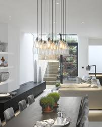 appealing room ideas dining table pendant lighting modern