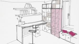 plan chambre enfant optimiser les rangements dans une chambre d enfants les