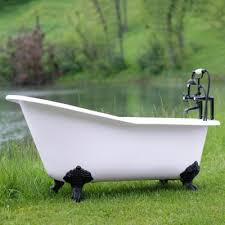 Which Is Better Cast Iron Or Acrylic Bathtubs Clawfoot Tubs Acrylic U0026 Cast Iron Clawfoot Bathtubs