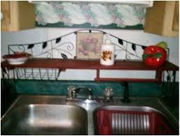 kitchen sink storage ideas kitchen amazing red kitchen sink over the sink copper kitchen