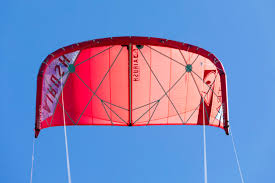 ultra lightwind and foiling kite by airush kiteboarding