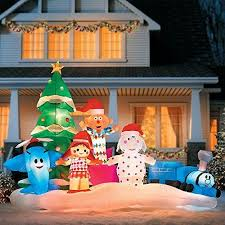 Amazon Outside Christmas Decorations 30 Best Holiday Inflatables Images On Pinterest Yards Minions