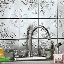Peel And Stick Kitchen Backsplash Ideas by 129 Best Peel And Stick Images On Pinterest Kitchen Stick Tiles