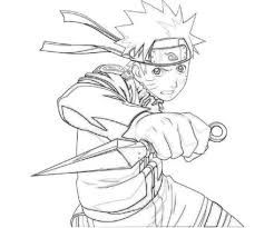 print u0026 download naruto coloring pages nine tailed fox