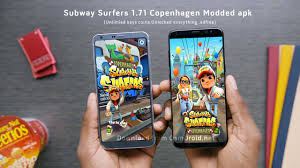 subway surfers modded apk subway surfers 1 71 1 apk modded copenhagen unlimited unlocked hack