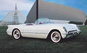 corvette stingray 1953 28 historical snapshots of the chevrolet corvette