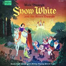 walt disney u0027s u201csnow white soundtrack albums u201d