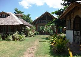 home decor blogs philippines homestay in samal island philippines bahay kubo two roomed cottage