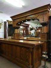 Oak Bar Cabinet Oak Bar Cabinet Antique Furniture Ebay