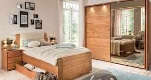 Xxl Schlafzimmer Komplett Wiemann Lido Bettgestell Bett Doppelbett Eiche Erle Auch überlänge