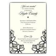 inexpensive bridal shower invitations cheap bridal shower invitations paperstyle