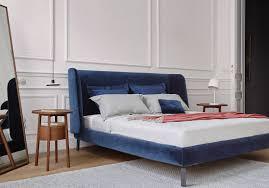 chambre moderne blanche lit design 20 lits design pour une chambre moderne elle décoration